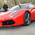 Ferrari 488 gtb - ferrari california (new evolution)