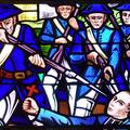 Les vitraux vendéens de Saint-Mars-la-Réorthe