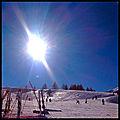 Quel temps splendide .... enfin hier !
