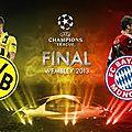 Borussia dortmund / bayern münchen: la ligue des champions à l'heure allemande