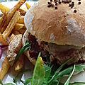 Corsica burger