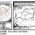 L'art préhistorique en bd - inédit 4