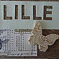 Mini album classeur sur lille, la maison natale de c de gaulle