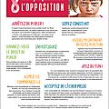 Livre : l'opposition ...