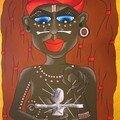 La prêtresse vaudoue