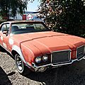 Oldsmobile cutlass supreme hardtop coupe-1971