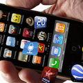 Les grands noms du luxe s'affichent sur l'iphone