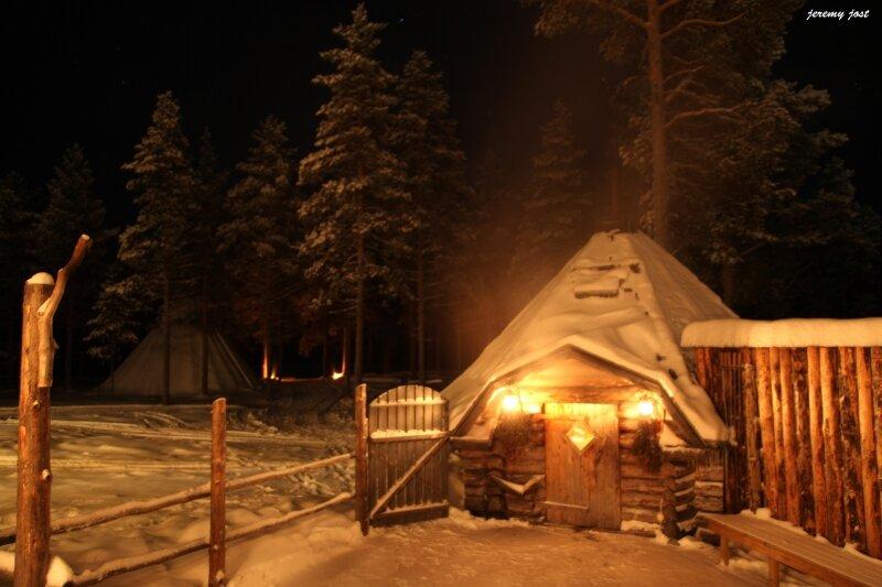 sauna de nuit