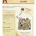 Dimanche 17 juin : vide-grenier festif autour du square héloise et abélard (75013)