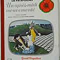 Livre collection ... les patapluches un après-midi mouvementé (1977) *gentil coquelicot*