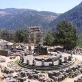 le temple d'Athena