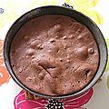Fondant chocolat-mascarpone - tour en cuisine #281