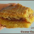 gâteau breton coeur caramel