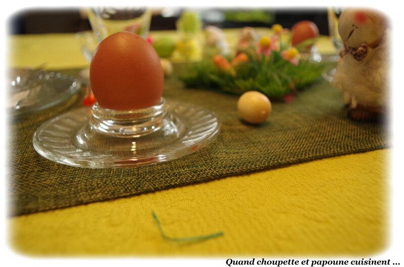 table de pâques n°2 2018-4047