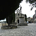 Les Baux de Provence, place St Vincent