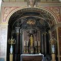 Eglise Notre Dame, autel de St Joseph