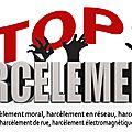 Stop harcèlement(s)