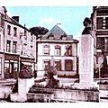 Avesnes sur helpe - monument léon pasqual