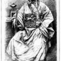 L'empereur d'annam et un mandarin, 1892
