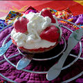 Savon tartelette aux fraises