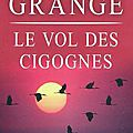 le vol des cigognes