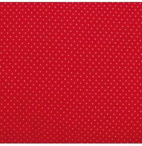 coupon-tissu-pois-rouge-petit-pan