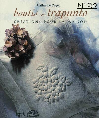 Boutis Et Trapunto - Créations Pour La Maison Catherine Coget