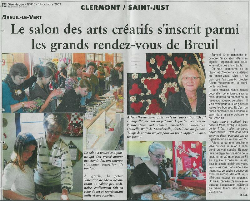 2009_Salon_Article OiseHebdo