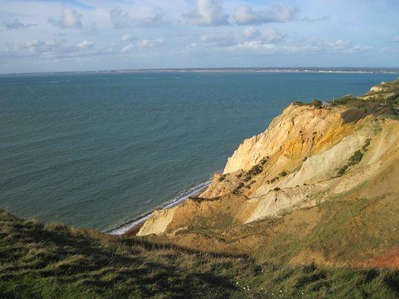 Isle de Wight - En route vers les