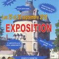 Exposition Donjon 25-26 sept. 2010