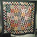 Nouveau quilt