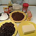 Cookies à la pâte de spéculoos 055