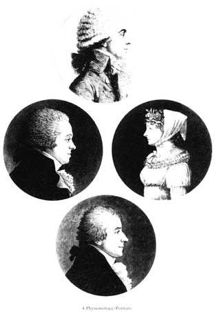 08. Physionotrace inventé par Gilles-Louis CHRETIEN en 1786.