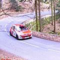 25ème rallye régional du florival 2009 rouffach