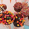 Des popcakes - recette facile et rapide